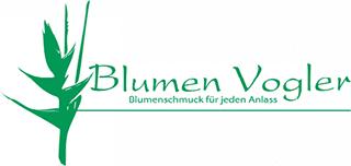 Blumen Vogler - Franz Vogler - Logo